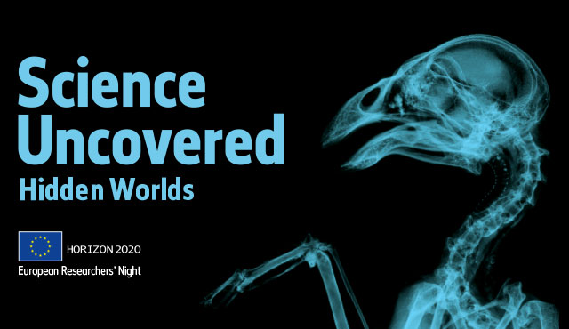 Science Uncovered: Hidden Worlds