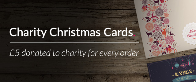 Charity Christmas Cards from instantprint