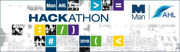 Man AHL Hackathon 2018