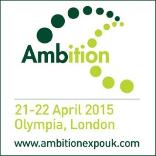 Ambition Exhibition Logo & Link