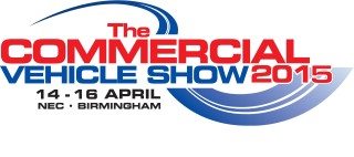 The Commercial Vehicle Show  2015 logo & link