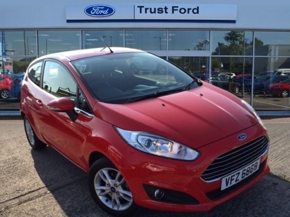 Trust Ford Belfast