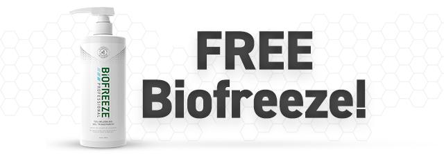 Free Biofreeze