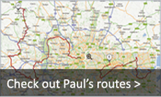Pauls Routes
