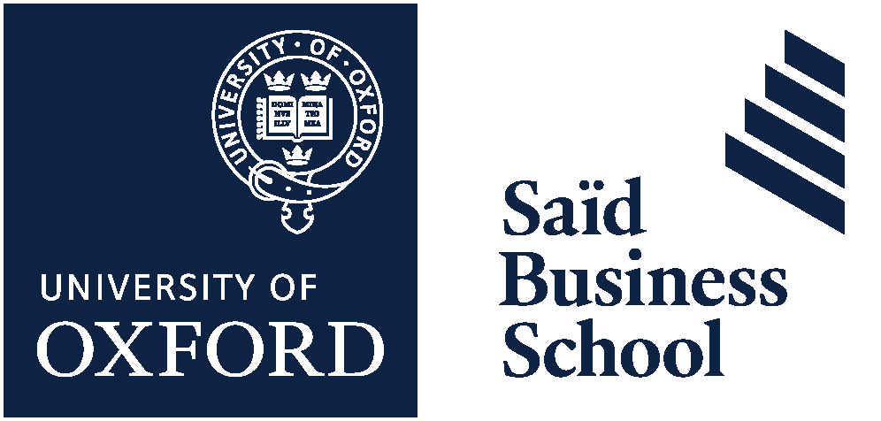 University of Oxford, Saïd Business School logo