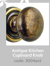 Antique Kitchen Cupboard Knob
