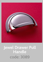 Jewel Door Pull Handle
