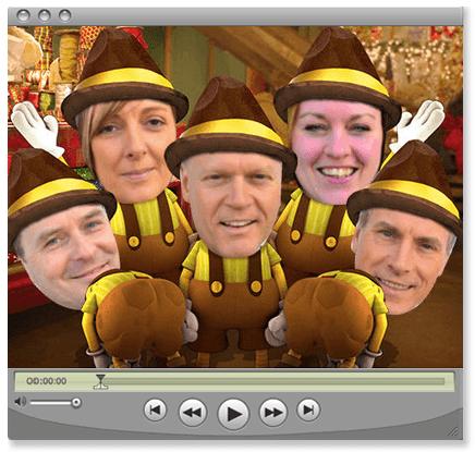 JibJab christmas movie