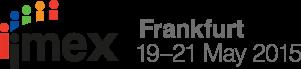 IMEX - Frankfurt 19-21 May 2015