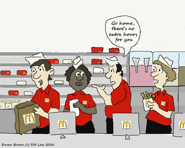 McDonalds Racism Scandal