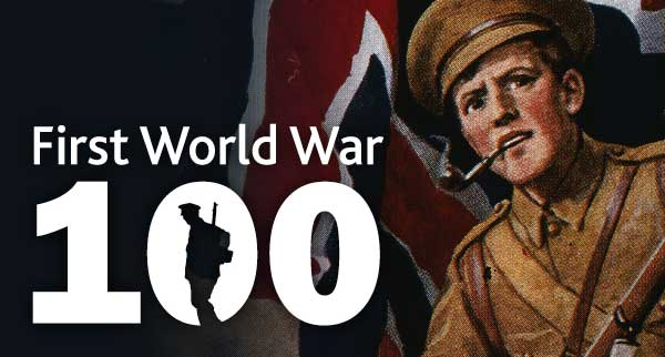 Visit our First World War portal