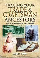 Tracing your Trade and Craftsman Ancestors