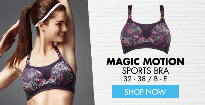 Magic Motion Sports Bra