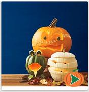 For Pumpkins...