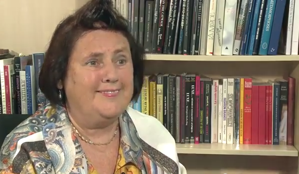 Suzy Menkes talks about the emotional side of luxury