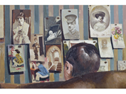 Stanley Spencer Spotlight Tours. Image: Bedmaking, Stanley Spencer at Sandham Memorial Chapel © NT John Hammond