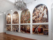 Encountering Heaven on Earth: The Faith and Art of Stanley Spencer. Image © Sam Roberts Photography