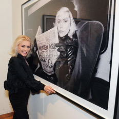 Chris Stein/Negative: Me, Blondie, and the Advent of Punk. Image © Dave J Hogan/Getty Images