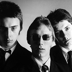 The Jam: About the Young Idea © Martyn Goddard, Modern World photo shoot, 1977