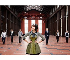 Summer Series at Somerset House with American Express © Caravan Palace