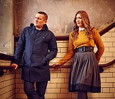 Summer Series at Somerset House with American Express © Paul Heaton and Jacqui Abbott