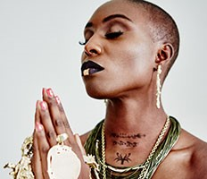 Summer Series at Somerset House with American Express © Laura Mvula
