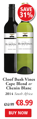 Cloof Bush Vines