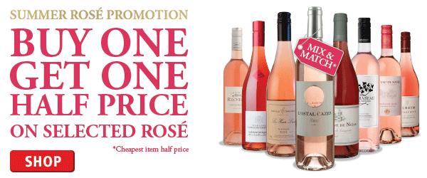 Summer rose promotion