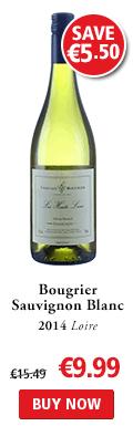 Bougrier Sauvignon Blanc